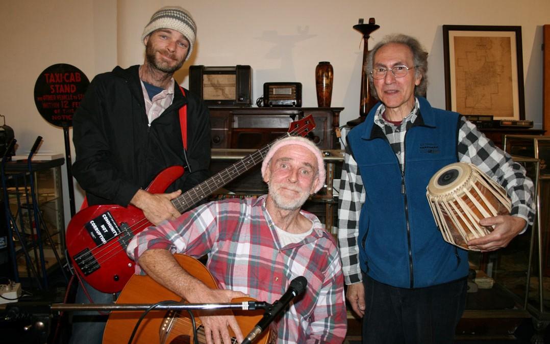 June 2015 – Matt Williamson Trio